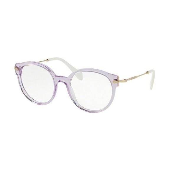 e68c16fe151a MU04PV-U691O1-52 Women s Lilac Frame Eyeglasses